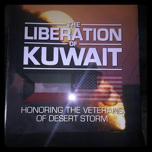 Liberation of Kuwait Book